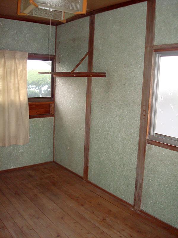 施工前 2階部屋