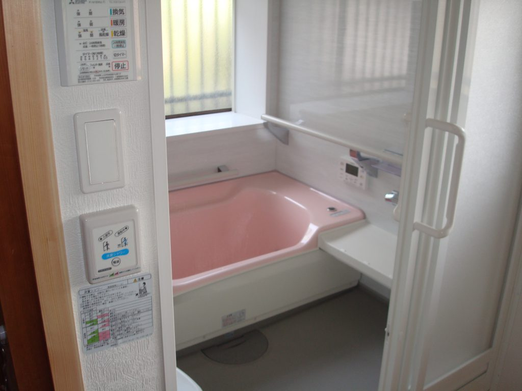 S様邸 浴室・トイレリフォームの施工例
