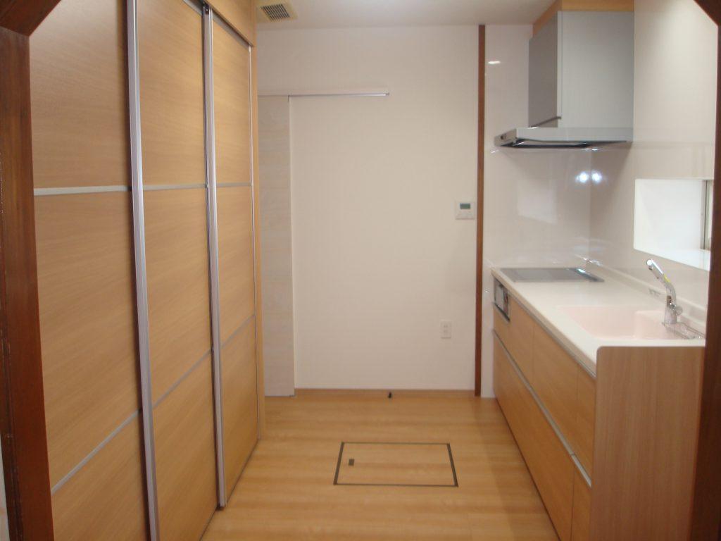 Y様邸 LDK・浴室リフォームの施工例